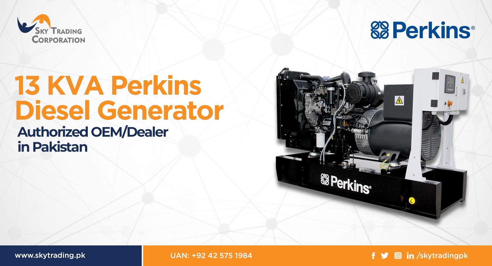 13-KVA-Perkins-Generator